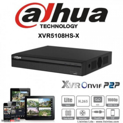 Đầu Camera DAHUA  DHI - XVR5108HS - X1 (hàng nhập khẩu)
